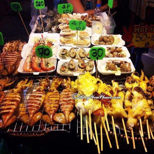 Du lịch Thái Lan nên ăn gì ngon, ở đâu?