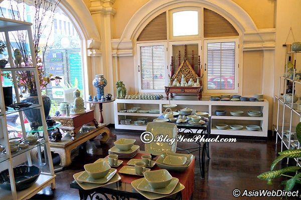 Nhà hàng nào có không gian đẹp nhất ở khu Chiang Mai Night Bazaar? Địa chỉ các quán ăn ngon, giá bình dân ở Chiang Mai Night Bazaar