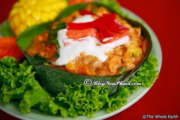 Ăn ở đâu ngon khi du lịch Chiang Mai Night Bazaar? Địa chỉ quán ăn ngon, nổi tiếng ở Chiang Mai Night Bazaar