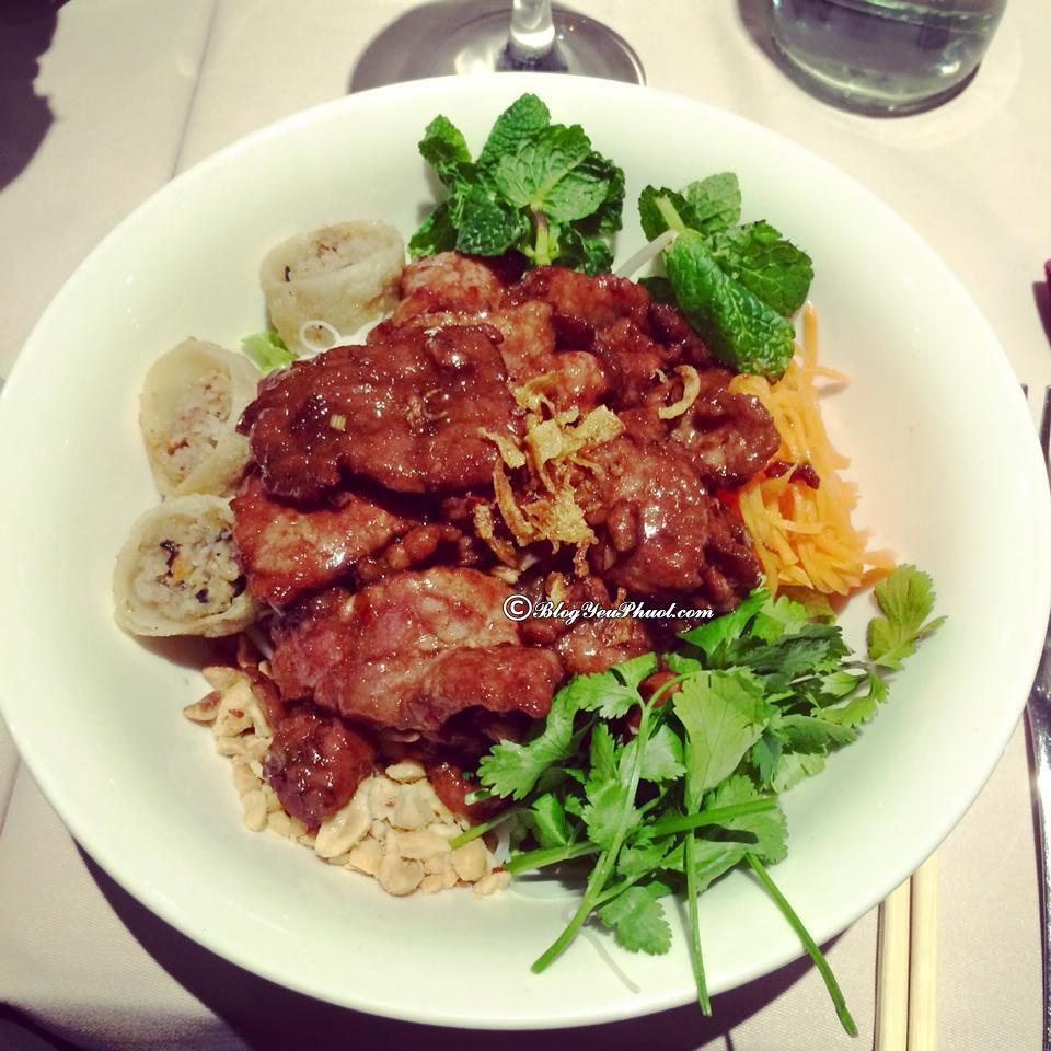 Quán ăn của người Việt ở Barcelona?- Nhà hàng Kiu Nam, địa điểm ăn ngon, nổi tiếng ở Barcelona