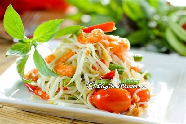 Món ăn đường phố được yêu thích ở Bangkok: Bangkok có đặc sản đường phố nào ngon, giá rẻ?