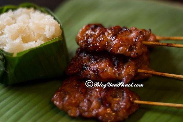 Món ăn đặc sản đường phố ngon, rẻ, hấp dẫn ở Bangkok