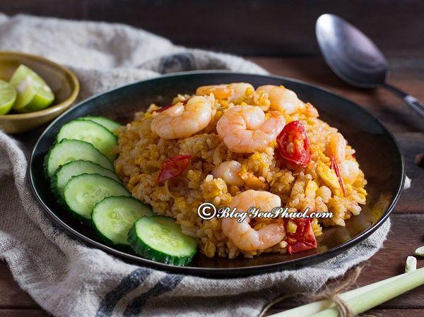 Nên ăn món gì ngon khi đi du lịch Bangkok? Đặc sản dân dã ở Bangkok