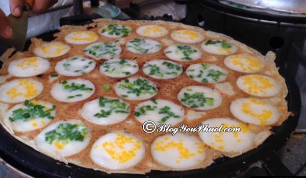 món ăn đường phố ở Bang Kok phổ biến, độc đáo: Đặc sản đường phố hấp dẫn, độc đáo ở Bangkok