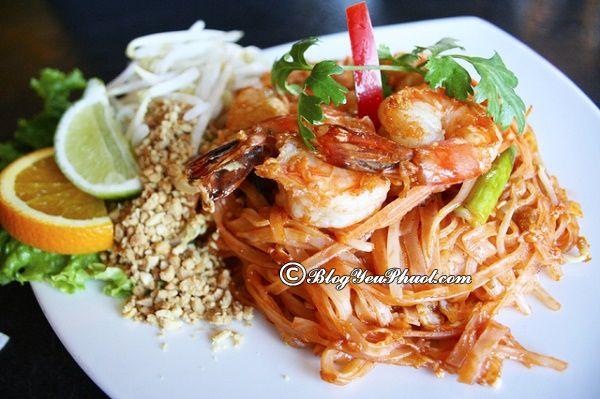 Tất tần tật những món ăn đường phố nổi tiếng ở Bangkok: Bangkok có món đặc sản đường phố nào ngon, nổi tiếng?