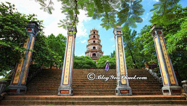 Ngôi chùa cổ nhất ở Huế: Địa chỉ những ngôi chùa đẹp, nổi tiếng linh thiêng ở Huế