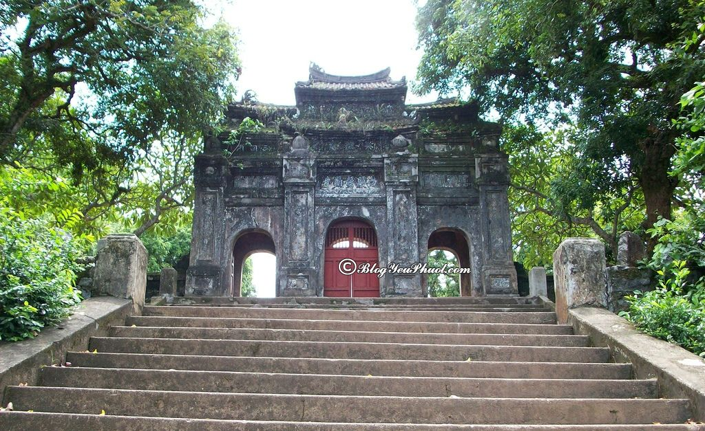 Ngôi chùa nổi tiếng linh thiêng ở Huế nên tới cầu may, lễ phật