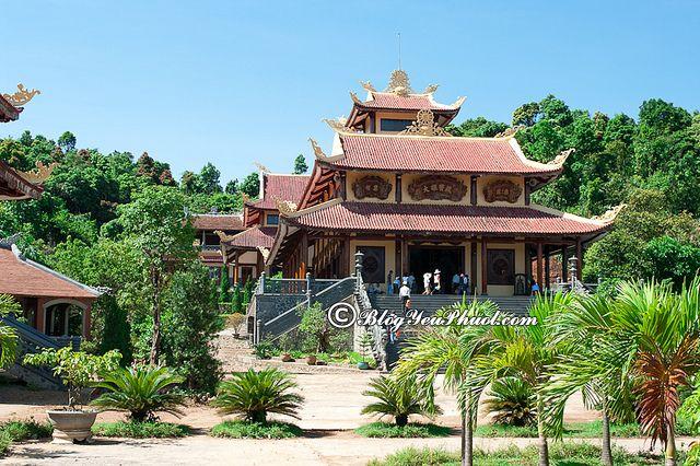 Ngôi chùa đẹp nên đến khi du lịch Huế: Địa chỉ những ngôi chùa linh thiêng, nổi tiếng ở Huế