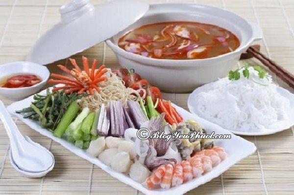 Đi du lịch Hạ Long nên ăn uống ngon, rẻ ở đâu, nhà hàng nào? Địa chỉ nhà hàng, quán ăn ngon, giá bình dân ở Hạ Long
