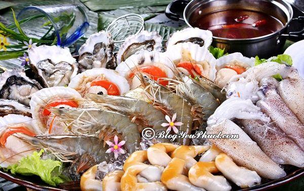 Nhà hàng, quán ăn ngon ở Hạ Long