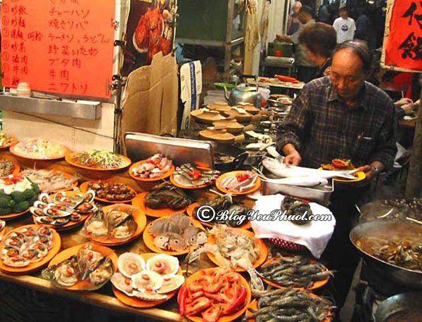 Những quán ăn ngon, nổi tiếng ở HongKong