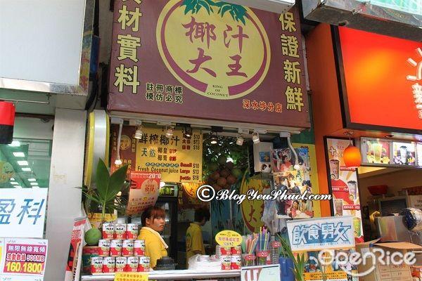 Ăn gì, tại đâu khi du lịch Hong Kong? Địa chỉ quán ăn ngon, nổi tiếng ở Hồng Kông