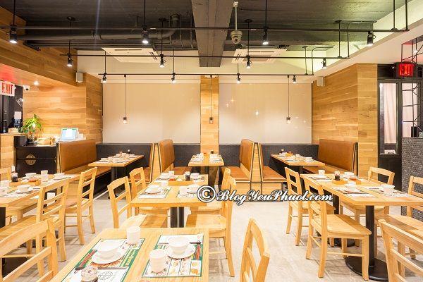 Quán ăn nổi tiếng nhất ở Hong Kong: Nhà hàng, quán ăn đặc sản Hồng Kông hấp dẫn, đông khách nhất