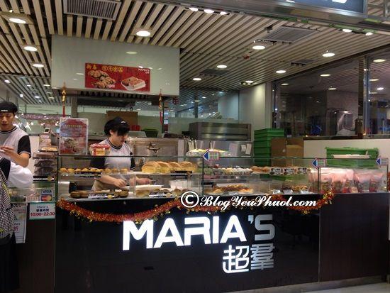 Quán ăn ngon ở Hồng Kông: Du lịch Hồng Kông ăn đặc sản ở đâu ngon, giá rẻ?