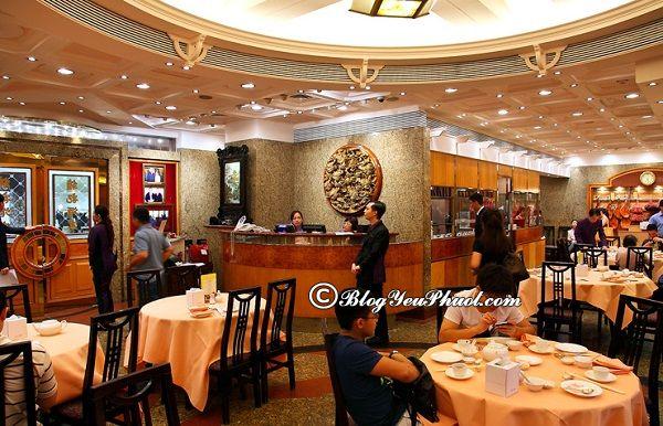 Quán vịt quay đặc biệt bốn phương ở Hong Kong: Địa chỉ nhà hàng, quán ăn ngon, nổi tiếng ở Hồng Kông