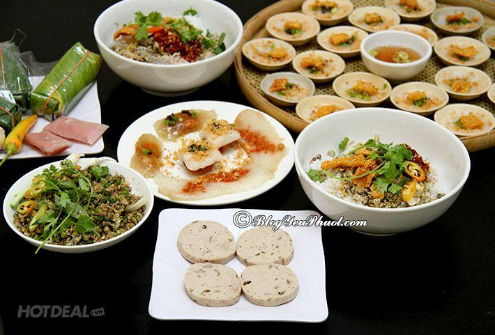 Địa chỉ thưởng thức hương vị bánh bèo Huế ở Sài Gòn: Những quán bánh bèo ngon, giá bình dân, hấp dẫn ở Sài Gòn