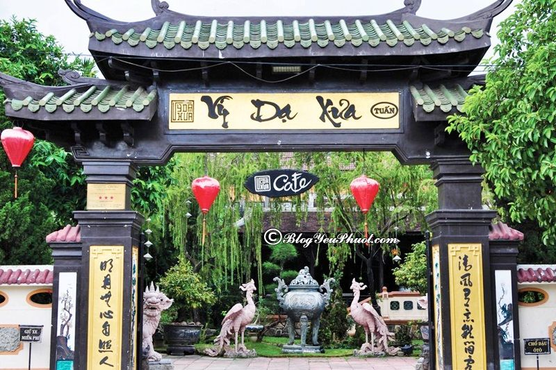 Quán cà phê có view đẹp ở Huế: Địa chỉ uống cafe ngon, nổi tiếng ở Huế