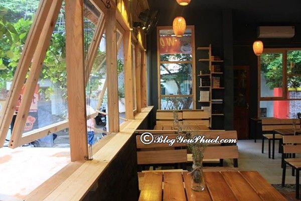 Quán cà phê nào có phong cách độc lạ nhất ở Huế? Địa chỉ các quán cà phê ngon, nổi tiếng ở Huế