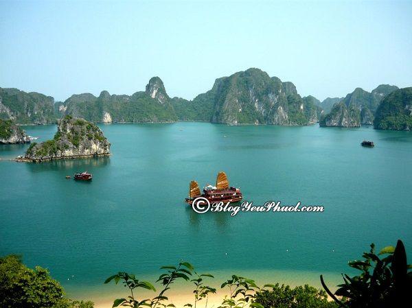 Phương tiện đi từ Hà Nội đến Hạ Long