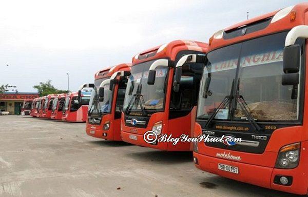 Phương tiện đi từ Hà Nội đến Hạ Long: Nên đi xe gì đi du lịch từ Hà Nội tới Hạ Long du lịch?