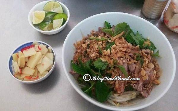 Quán ăn đêm độc đáo ở Hạ Long: Địa điểm ăn đêm ngon, hấp dẫn ở Hạ Long