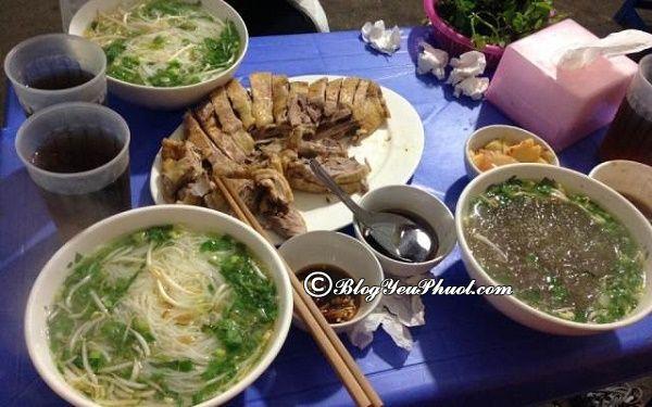 Quán ăn đêm nổi tiếng ở Hạ Long: Du lịch Hạ Long ăn đêm ở đâu ngon?