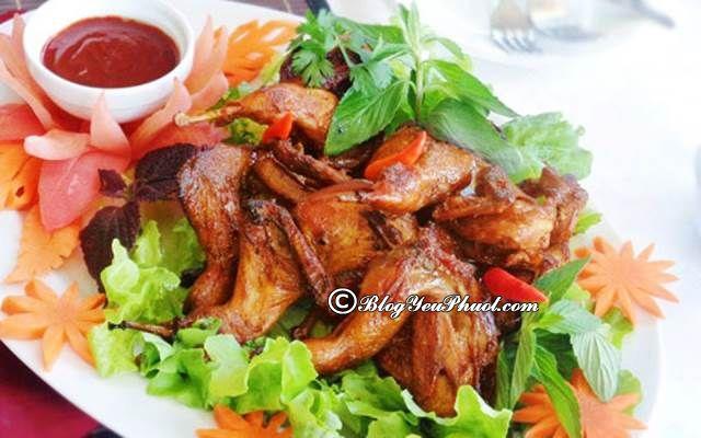 Quán ăn ngon nhất ở Tam Đảo, Vĩnh Phúc: Ăn ở đâu khi du lịch Tam Đảo?
