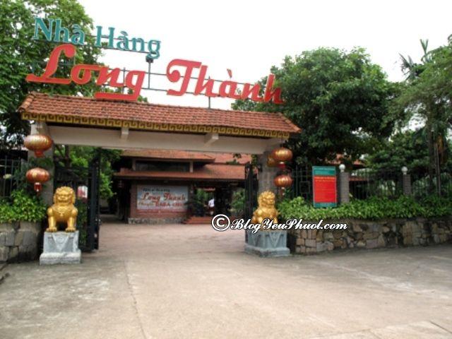 Quán ăn đặc sản ngon tại Tam Đảo: Địa điểm ăn uống nổi tiếng, đông khách ở Tam Đảo