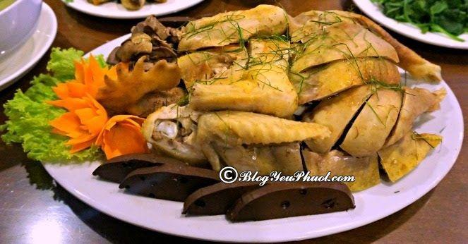 Quán ăn ngon, rẻ ở Tam Đảo: Địa chỉ ăn uống ngon, nổi tiếng ở Tam Đảo