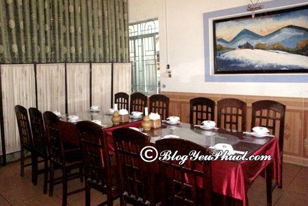 Địa chỉ ẩm thực miền núi đặc sắc ở Tam Đảo: Ăn ở đâu ngon khi du lịch Tam Đảo?