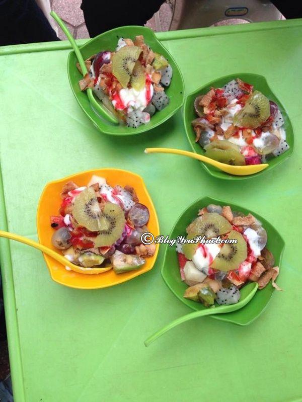 Quán ăn vặt ngon, giá rẻ ở Hạ Long: Địa chỉ ăn vặt hấp dẫn teen Hạ Long