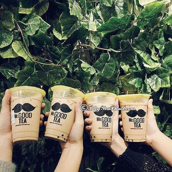 Quán trà sữa ngon, rẻ ở Hạ Long: Địa chỉ ăn vặt được yêu thích ở Hạ Long