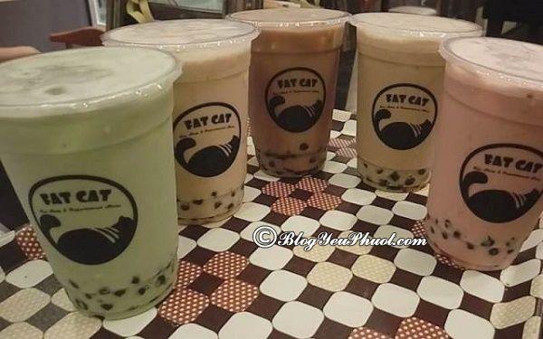Địa chỉ quán trà sữa, quán ăn vặt ngon ở Hạ Long: Ăn vặt ở đâu Hạ Long ngon, nổi tiếng, có nhận ship hàng?