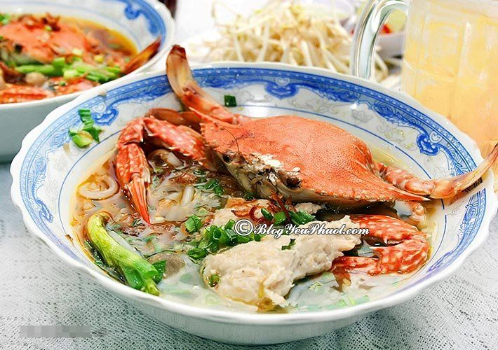 Quán bánh canh ghẹ ngon ở Sài Gòn: Địa chỉ ăn bánh canh ghẹ nổi tiếng, đông khách, giá bình dân ở Sài Gòn