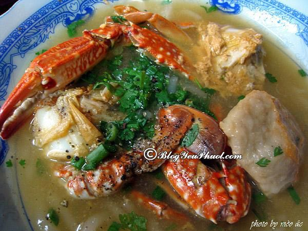 Quán bánh canh ghẹ thơm ngon, bổ dưỡng ở Sài Gòn: Ăn bánh canh ghẹ ở đâu Sài Gòn ngon, nổi tiếng?