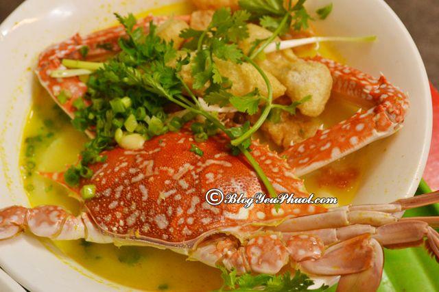 Ăn bánh canh ghẹ ngon ở đâu khi du lịch Sài Gòn? Quán bánh canh ghẹ nào ở Sài Gòn ngon, bổ, rẻ?