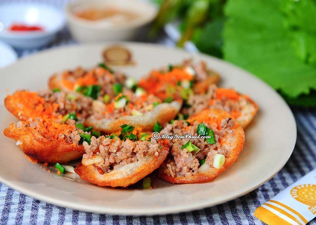 Quán bánh khọt Vũng Tàu ngon nhất Sài Gòn: Địa chỉ ăn bánh khọt ngon, nổi tiếng ở Sài Gòn