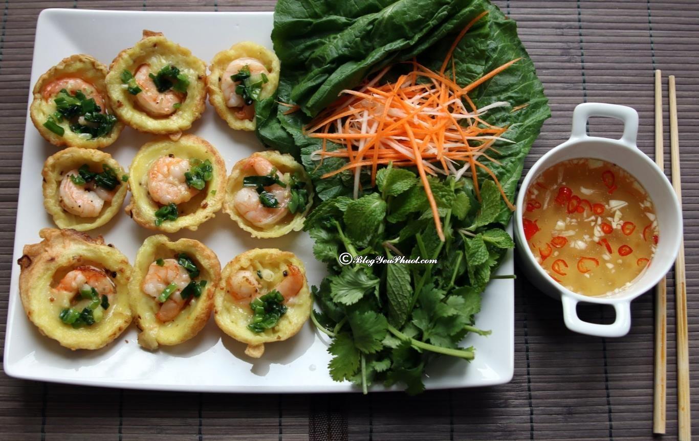 Quán bánh khọt ngon ở Sài Gòn: Ăn bánh khọt ở đâu Sài Gòn ngon, bổ, rẻ?