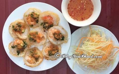 Quán bánh khọt ngon, giá rẻ ở Sài Gòn: Địa chỉ ăn bánh khọt nổi tiếng ở Sài Gòn