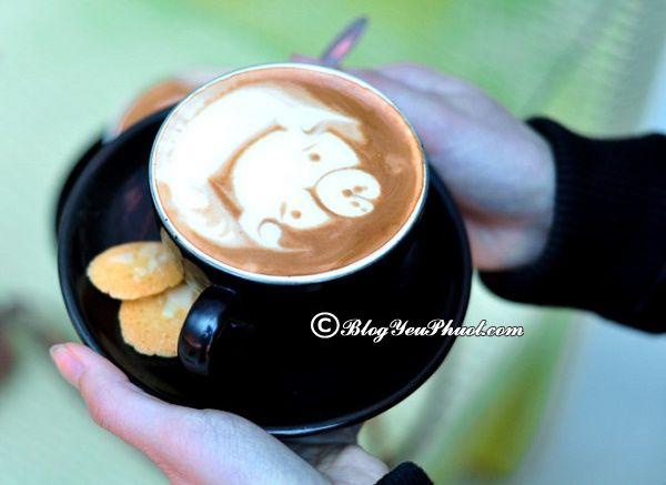 Quán cà phê có view đẹp ở Hạ Long: Du lịch Hạ Long đi đâu uống cafe ngon, độc đáo?