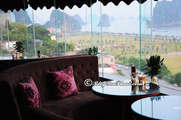 Quán cà phê có không gian đẹp ở Hạ Long: Những quán cafe view đẹp, hot nhất ở Hạ Long