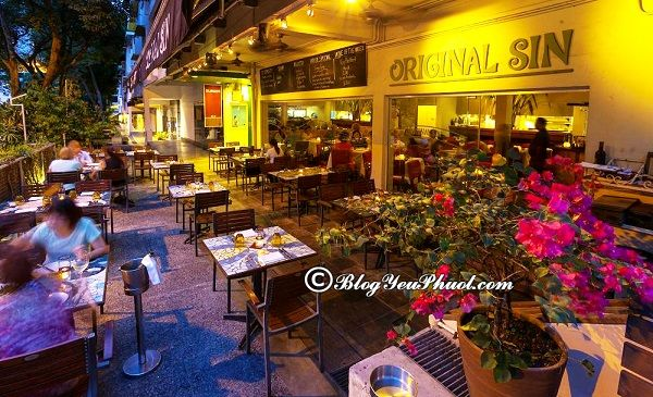 Ăn chay ở đâu ngon khi tới Singapore? Địa chỉ ăn chay đông khách, giá bình dân ở Singapore