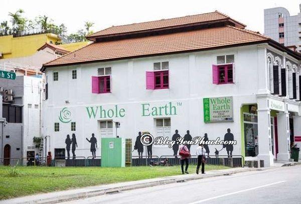 Nhà hàng ăn chay ngon ở Singapore: Singapore có quán ăn chay nào ngon, bổ, rẻ?