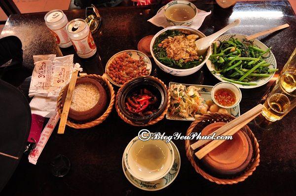Quán cơm ngon nào nổi tiếng ở Đà Nẵng? Địa chỉ ăn cơm ngon, hấp dẫn ở Đà Nẵng
