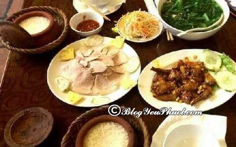 Ăn cơm ở đâu ngon khi đến Đà Nẵng? Địa chỉ các quán cơm ngon, nổi tiếng giá bình dân ở Đà Nẵng