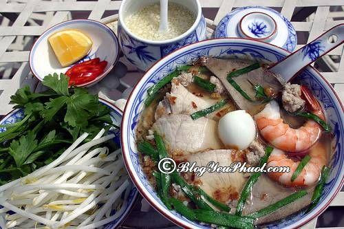 Đi tìm những quán hủ tiếu ngon nổi tiếng Sài Gòn