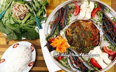 Quán lẩu cá kèo ngon nổi tiếng Sài Gòn: Sài Gòn có quán lẩu cá kèo nào ngon, giá bình dân?