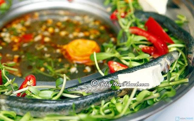 Quán lẩu cá kèo yêu thích của dân Sài Gòn? Địa chỉ ăn lẩu cá kèo ngon, nổi tiếng ở Sài Gòn