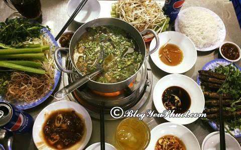 Quán lẩu cá kèo đậm chất Nam Bộ ở Sài Gòn: Ăn lẩu cá kèo ở đâu Sài Gòn ngon, bổ, rẻ nhất