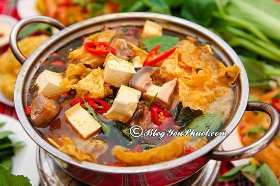 Những quán lẩu dê ngon, hấp dẫn ở Sài Gòn: Du lịch Sài Gòn ăn lẩu dê ở đâu ngon nhất?